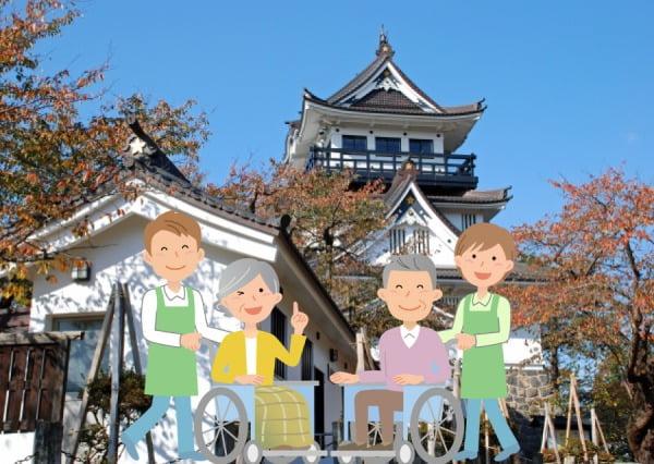 秋田県の介護福祉士
