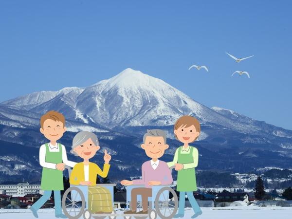 福島県の介護福祉士