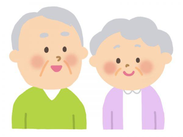 デイサービスのおじいちゃんとおばあちゃん